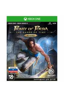Prince of Persia: The Sands of Time Remake [Xbox One/Xbox Series, русская версия]