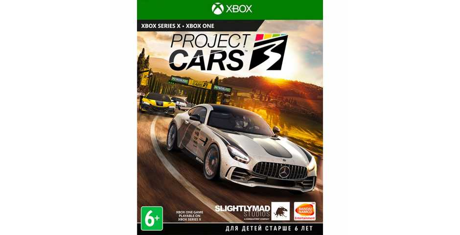 Project CARS 3 [Xbox One/Xbox Series]