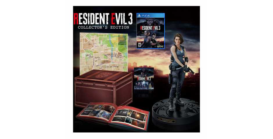Resident Evil 3 - Collector's Edition [PS4]