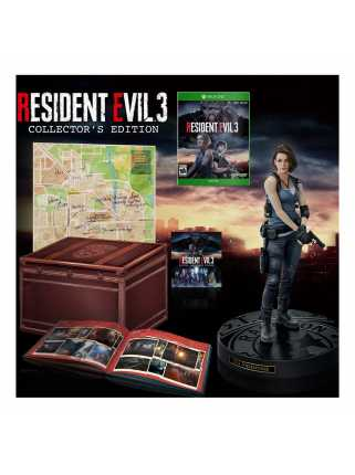 Resident Evil 3 - Collector's Edition [Xbox One]