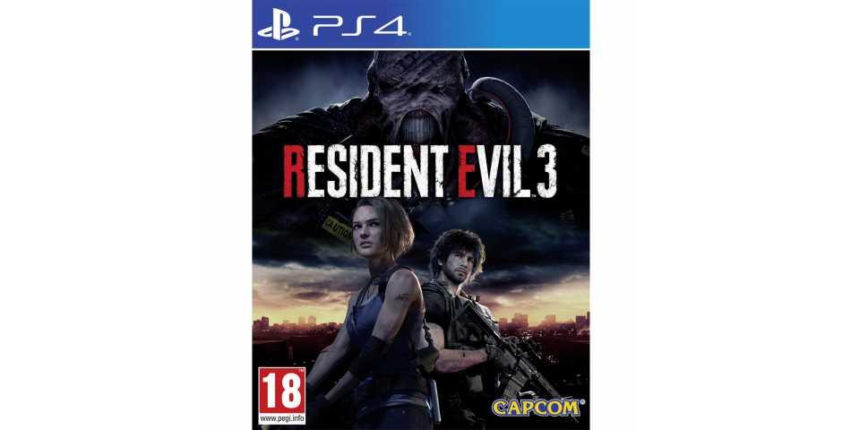 Resident Evil 3 [PS4]