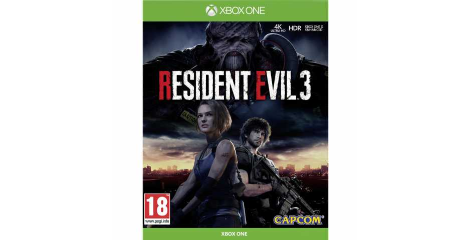 Resident Evil 3 [Xbox One]