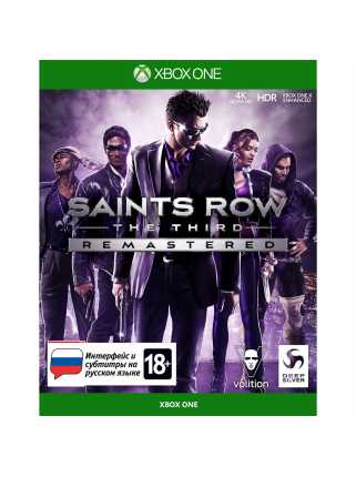Saints Row: The Third - Remastered [Xbox One]