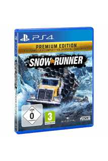 SnowRunner - Premium Edition [PS4, русская версия]