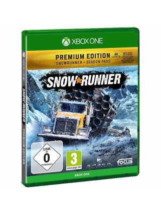 SnowRunner - Premium Edition [Xbox One, русская версия]