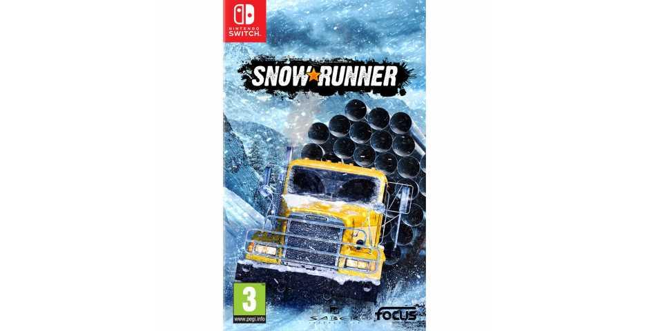 SnowRunner [Switch, русская версия]