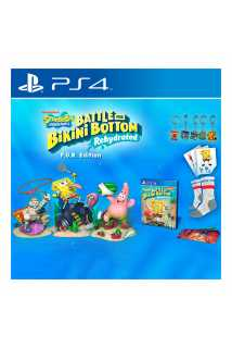 SpongeBob SquarePants: Battle for Bikini Bottom - Rehydrated - FUN Edition [PS4]