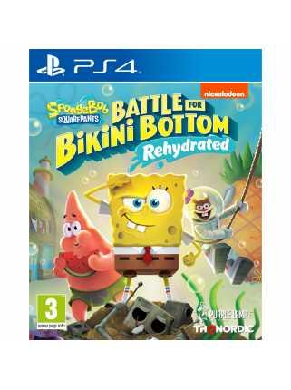 SpongeBob SquarePants: Battle for Bikini Bottom - Rehydrated [PS4] Trade-in | Б/У