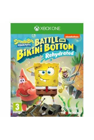 SpongeBob SquarePants: Battle for Bikini Bottom - Rehydrated [Xbox One]