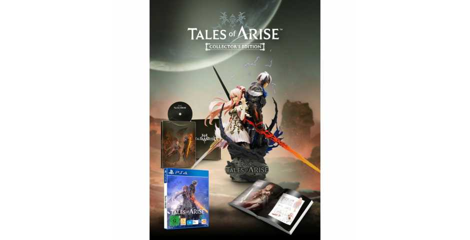 Tales of Arise - Collector's Edition [PS4]