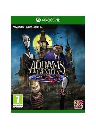Семейка Аддамс: Переполох в особняке [Xbox One/Xbox Series, русская версия]