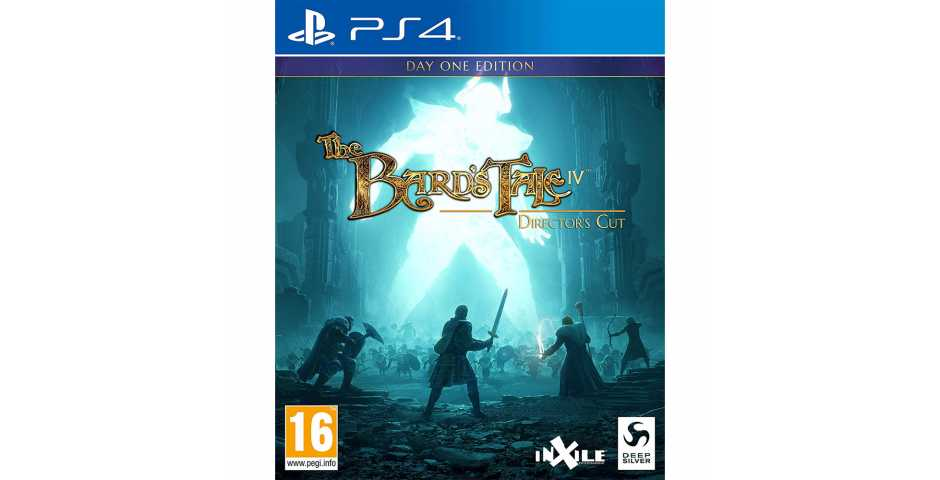 The Bard's Tale IV: Director's Cut - Day One Edition [PS4]