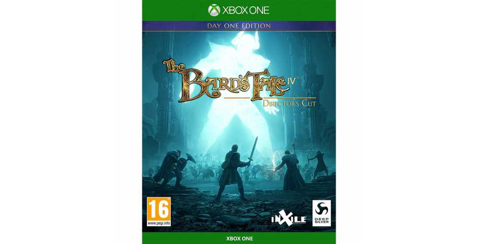 The Bard's Tale IV: Director's Cut - Day One Edition [Xbox One]
