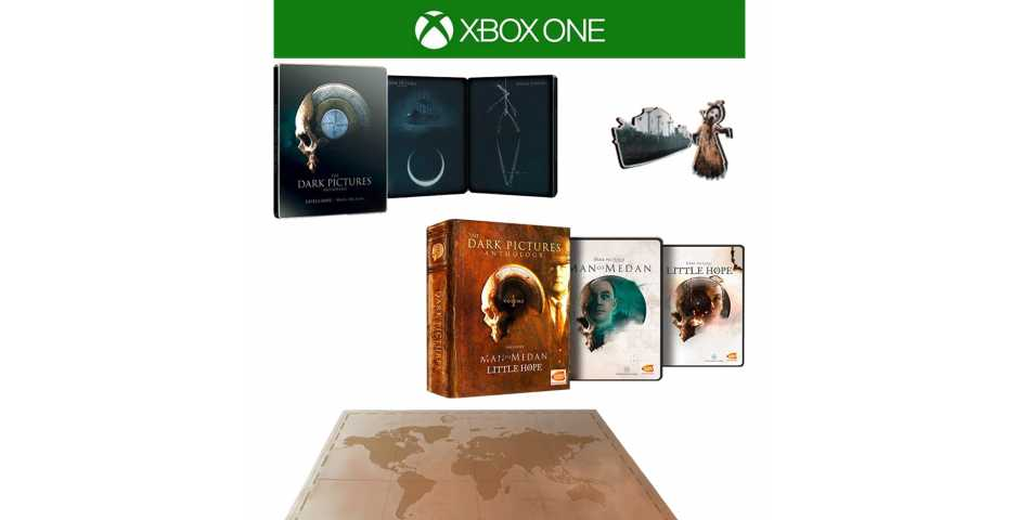 The Dark Pictures Anthology: Volume 1 - Limited Edition [Xbox One, русская версия]