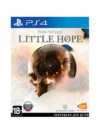 The Dark Pictures: Little Hope [PS4, русская версия] Trade-in | Б/У