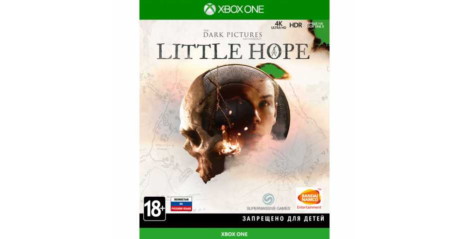 The Dark Pictures: Little Hope [Xbox One, русская версия]