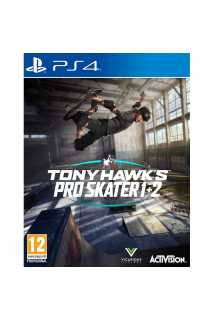 Tony Hawk's Pro Skater 1 + 2 [PS4]