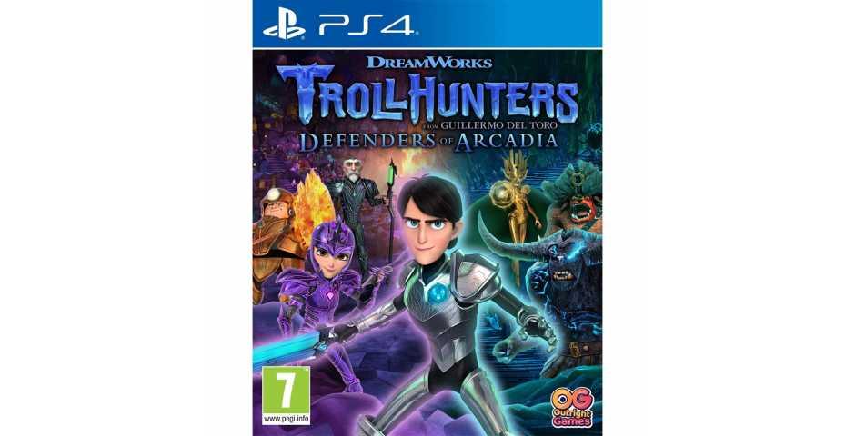 Trollhunters: Defenders of Arcadia [PS4]