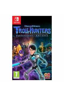Trollhunters: Defenders of Arcadia [Switch]