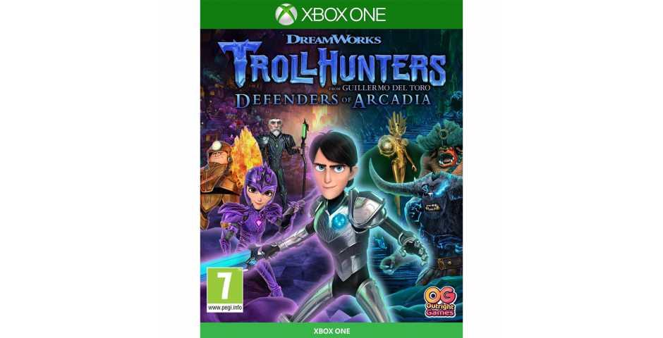 Trollhunters: Defenders of Arcadia [Xbox One]