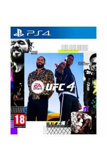UFC 4 [PS4]