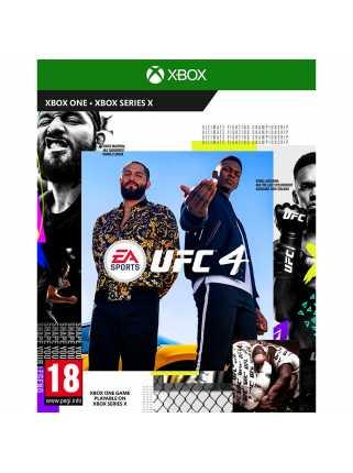UFC 4 [Xbox One]