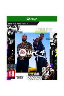 UFC 4 [Xbox One/Xbox Series]