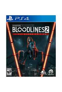 Vampire: The Masquerade - Bloodlines 2 [PS4]