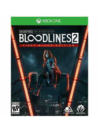 Vampire: The Masquerade - Bloodlines 2 [Xbox One]