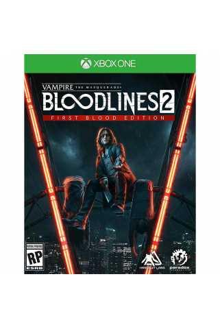 Vampire: The Masquerade - Bloodlines 2 [Xbox One]