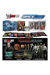 WWE 2K20 SmackDown 20th Anniversary Edition [PS4]