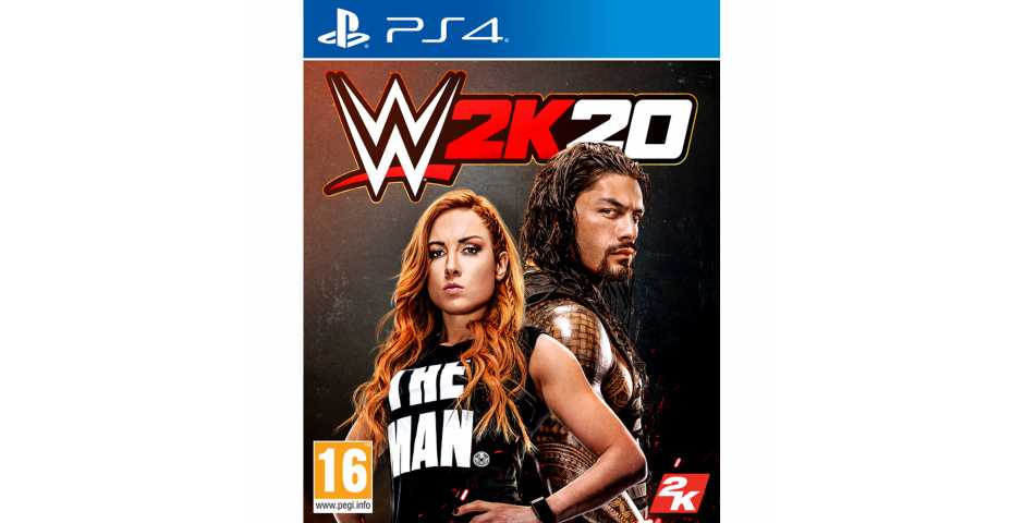 WWE 2K20 [PS4]