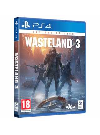 Wasteland 3 - Day One Edition [PS4]
