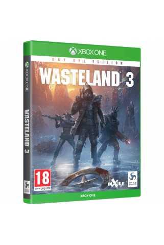 Wasteland 3 - Day One Edition [Xbox One]