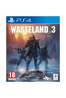 Wasteland 3 [PS4]