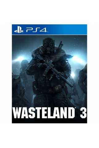 Wasteland 3 [PS4]