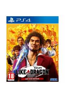 Yakuza: Like a Dragon - Day Ichi Edition [PS4]