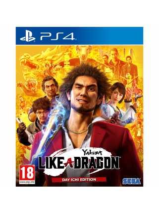 Yakuza: Like a Dragon - Day Ichi Edition [PS4]