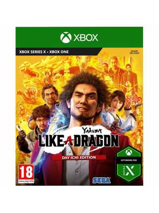 Yakuza: Like a Dragon - Day Ichi Edition [Xbox One]