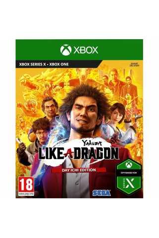 Yakuza: Like a Dragon - Day Ichi Edition [Xbox Series]