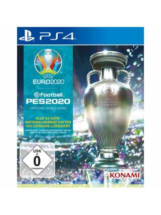 eFootball PES 2020: UEFA EURO 2020 [PS4]