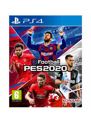eFootball PES 2020 [PS4]