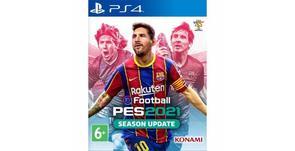 eFootball PES 2021 Season Update [PS4]