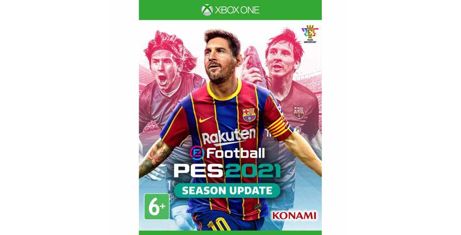 eFootball PES 2021 Season Update [Xbox One]