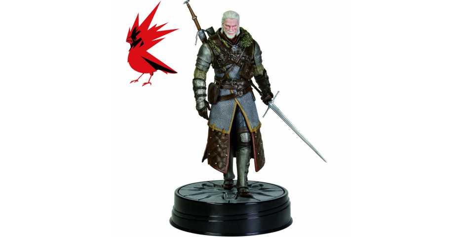 Фигурка Geralt Grandmaster Ursine