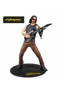 Фигурка Johnny Silverhand 30 см (McFarlane Toys) (Cyberpunk 2077)