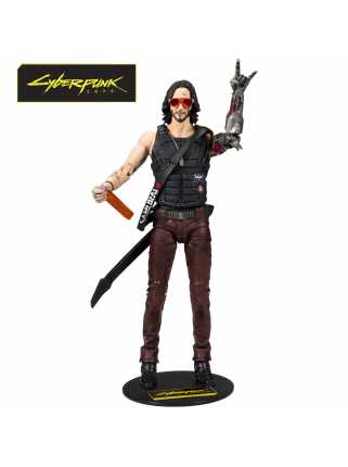 Фигурка Johnny Silverhand (McFarlane Toys) (Cyberpunk 2077)