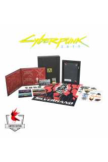Артбук The World of Cyberpunk 2077 - Limited Edition