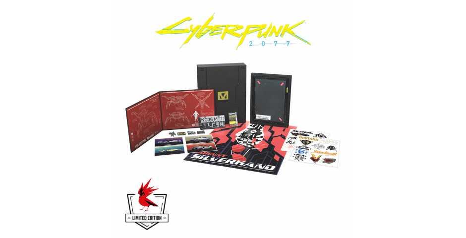 Артбук The World of Cyberpunk 2077 - Limited Edition
