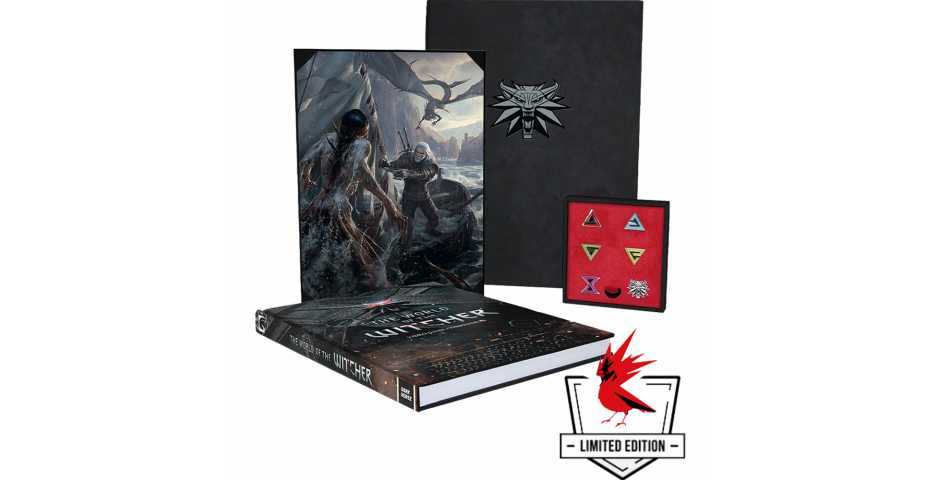 Артбук The World of The Witcher - Limited Edition Compendium